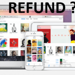 Refund from Apple after purchasing app from iTunes