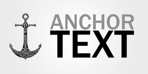 What is anchor text in SEO